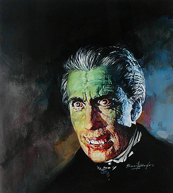 Christopher Lee - Dracula