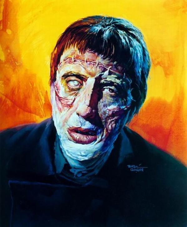 Christopher Lee - Frankenstein