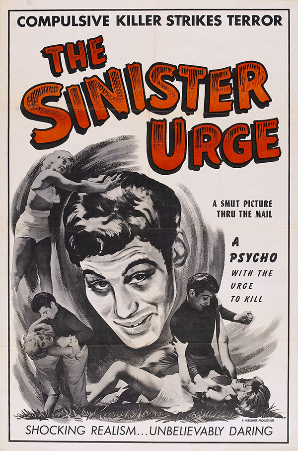 The Sinister Urge - 1960