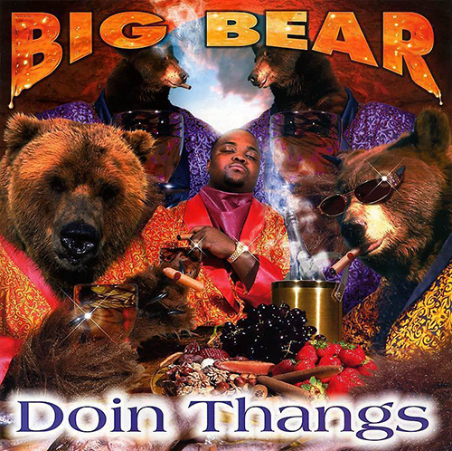 ... And the winner is ... Big Bear - Doin Thangs