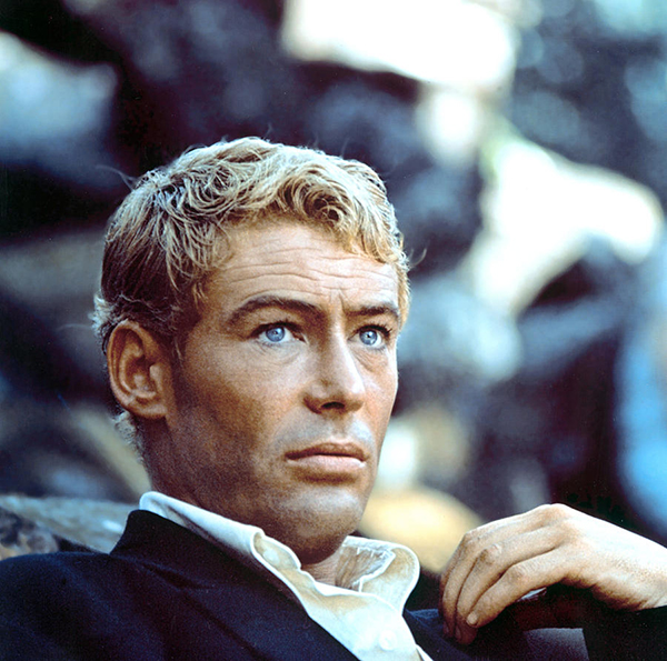peter-otoole-ca-1960s-everett
