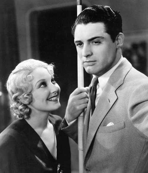 Thelma in This is the Night w/ Cary Grant
