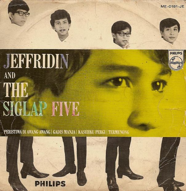 Jeffridian and the Siglap 5