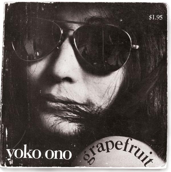 Yoko's book Grapefruit