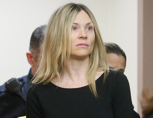 Amy Locane sentenced to 3 years in prison for vehicular homicide - 2012