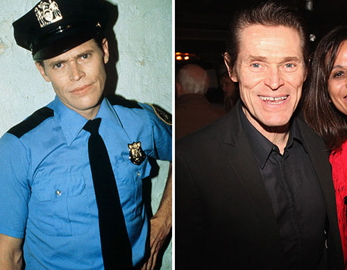 Prison guard - Willem Dafoe