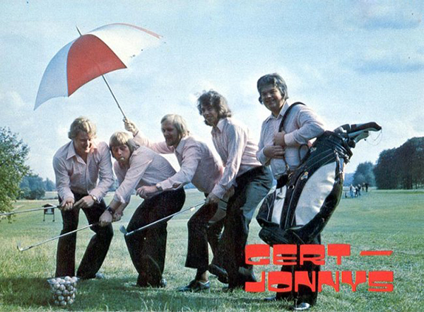 Gert Jonnys - Pt 2, on the links