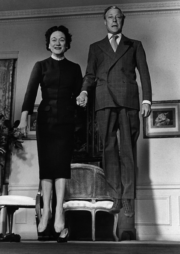 Duke & Dutchess of Windsor