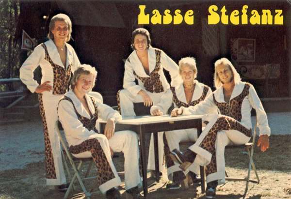 Lasse Stefanz
