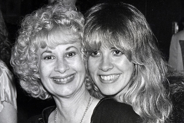 Stevie and Barbara Nicks