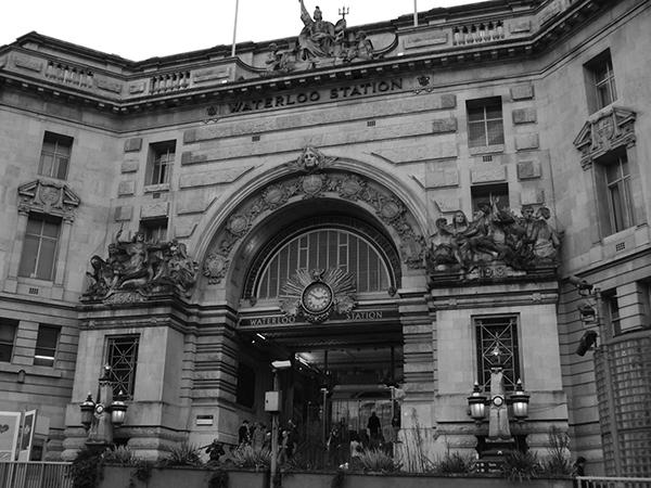 Waterloo Main Entrance
