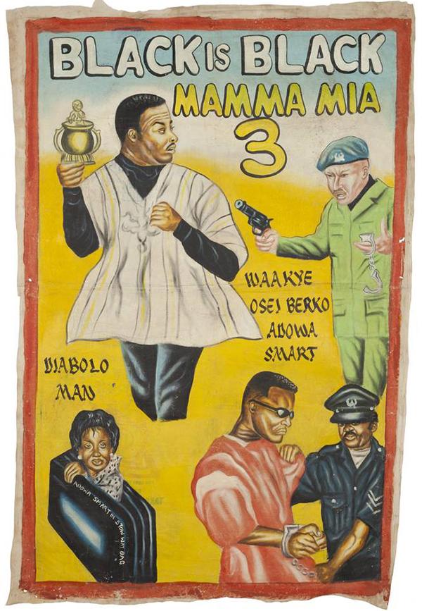 Black is Black - Momma Mia 3