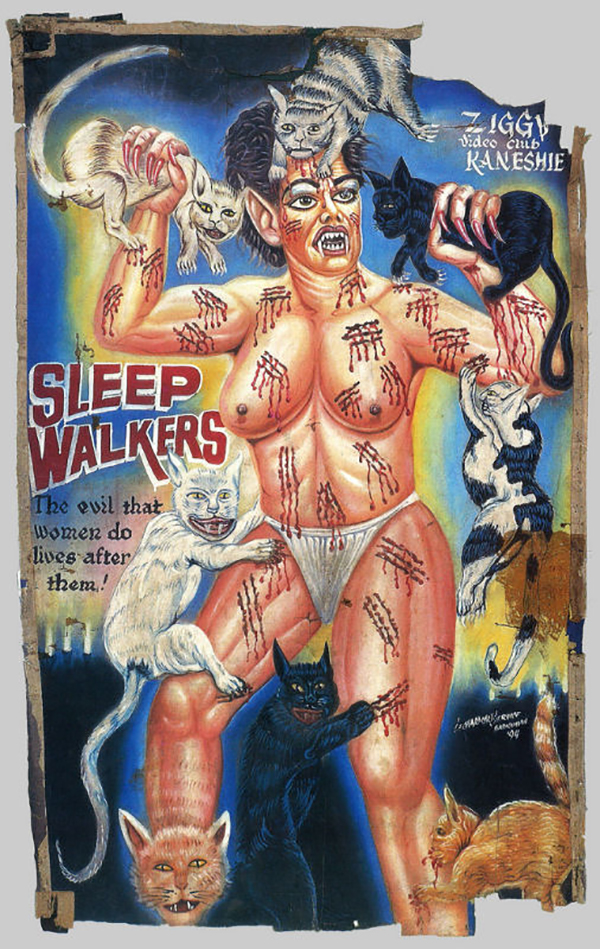 Sleep Walkers