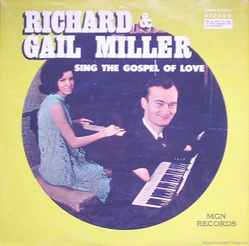 Richard & Gail Miller -  Sing Songs of Love