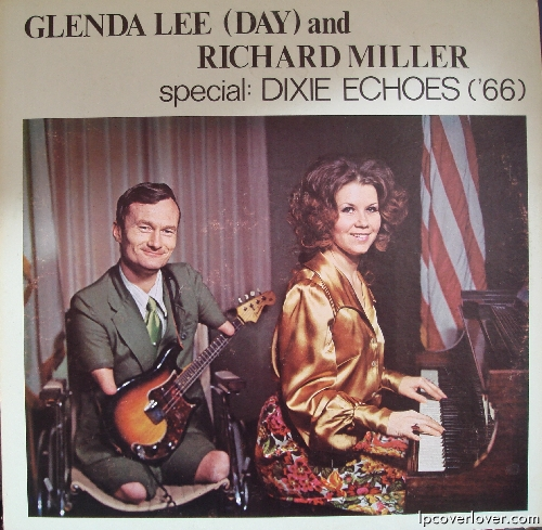 Glenda Lee (Day) & Richard Miller - Dixie Echoes ('66)