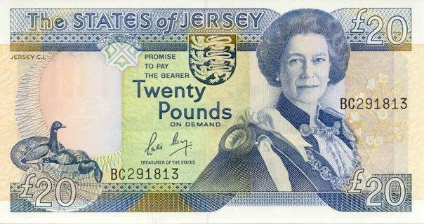 Jersey, 1 Pound, Age 52