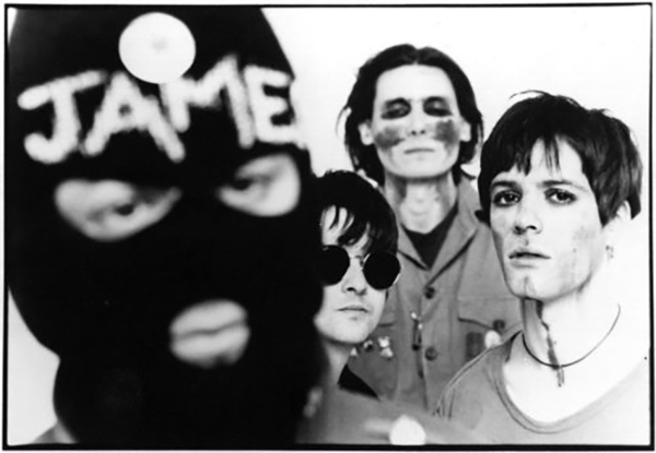 James Dean Bradfield, Sean Moore, Nicky Wire & Richey Edwards