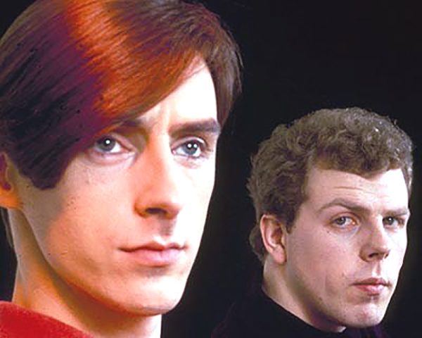 The Style Council - Paul Weller & Mick Talbot 1983