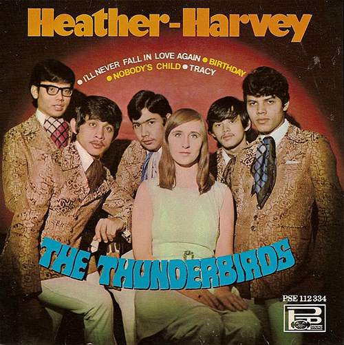 Heather Harvey & The Thunderbirds