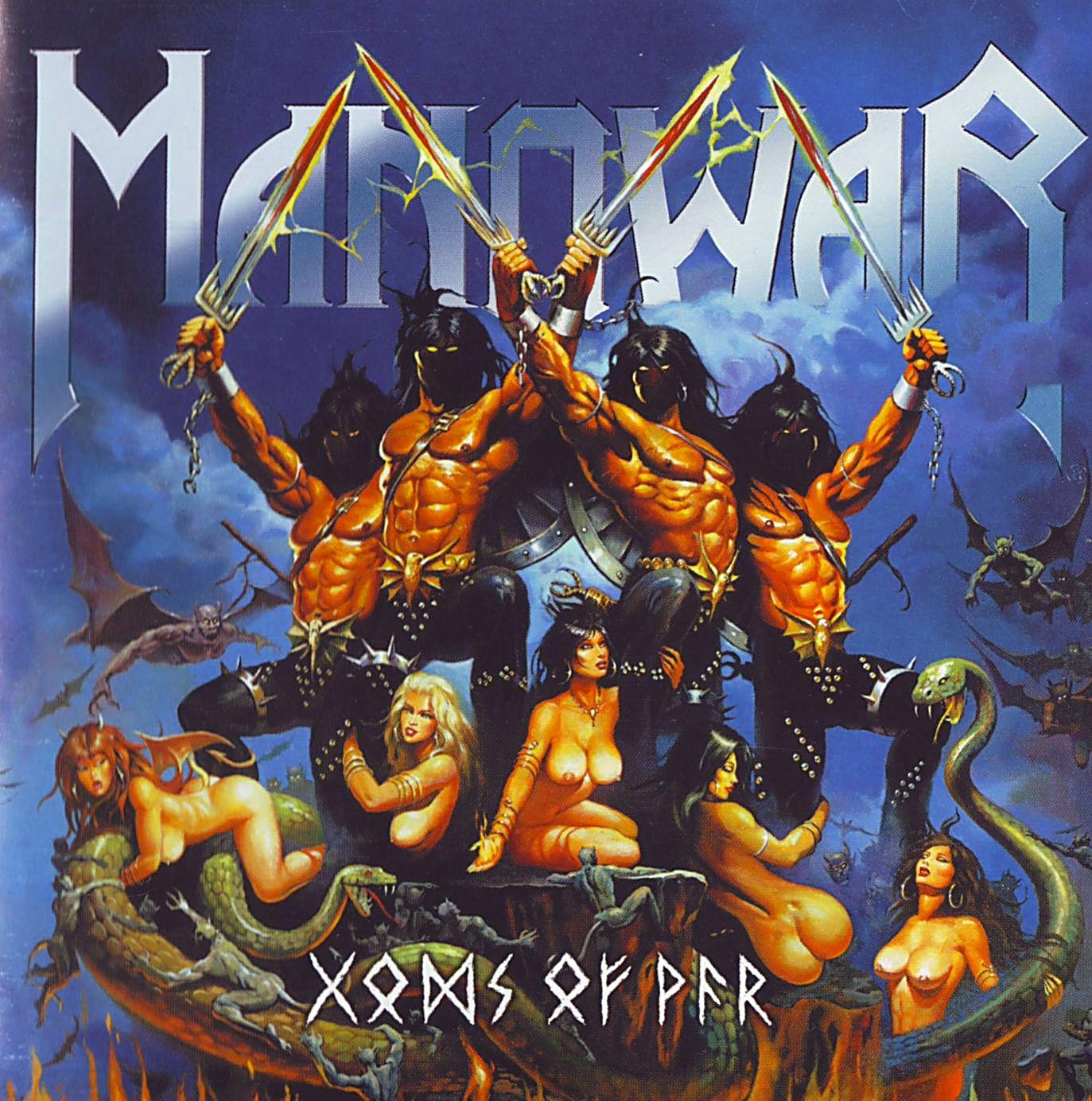 Resultado de imagen de heavy metal cover