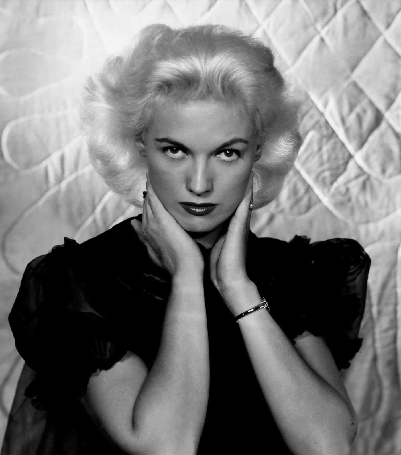 Style Your Home Bunny Yeager Self Portrait After Jean Harlow Eleven Nineteen