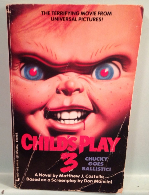 Childs Play 3 by Mathew
