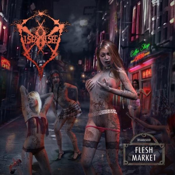 Disgraseed (?) - Flesh Market