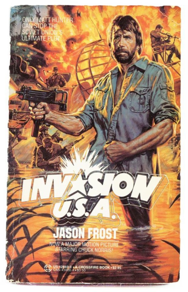 Invasion USA by Jason Frost