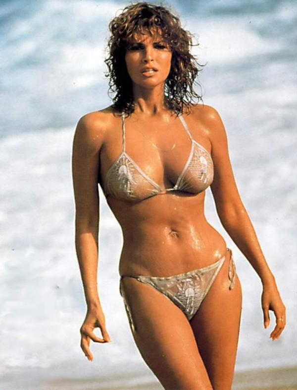 Raquel in her 40's