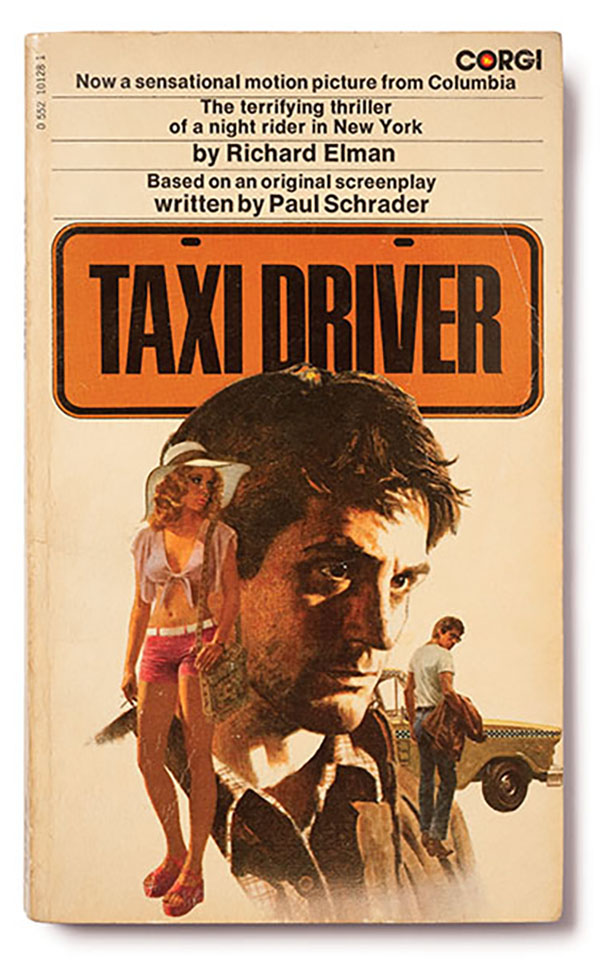 Taxi Driver by Richard Elman