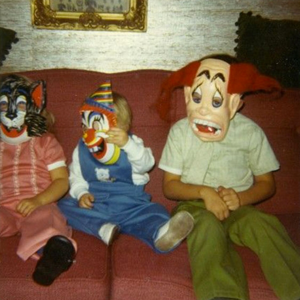 Cat, Clown and ?