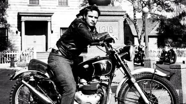 Marlon Brando from The Wild Ones