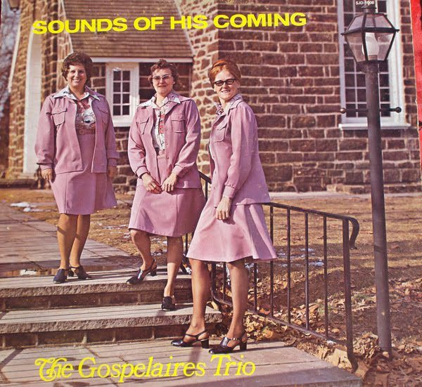 The Gospelaires Trio - Sounds of His Coming