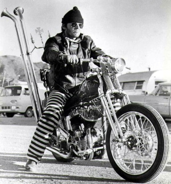 "Jack Nicholson from ""Rebel Rousers"""