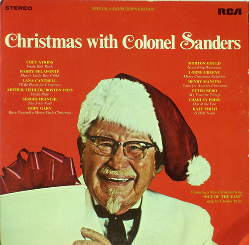 Christmas with Colonel Sanders (KFC Promo)
