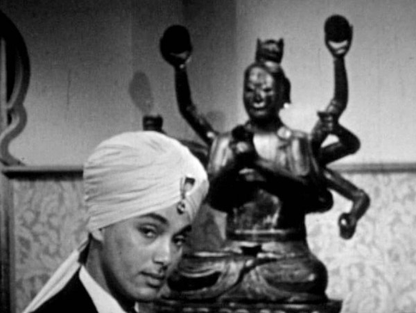 Korla Pandit Plays Music Of The Exotic East