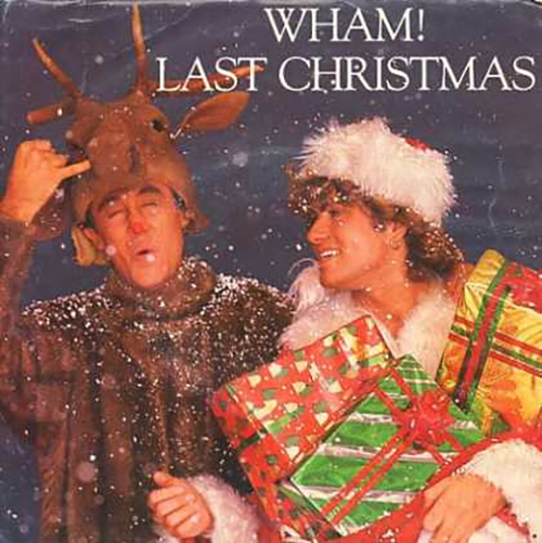 Wham - Last Christmas single