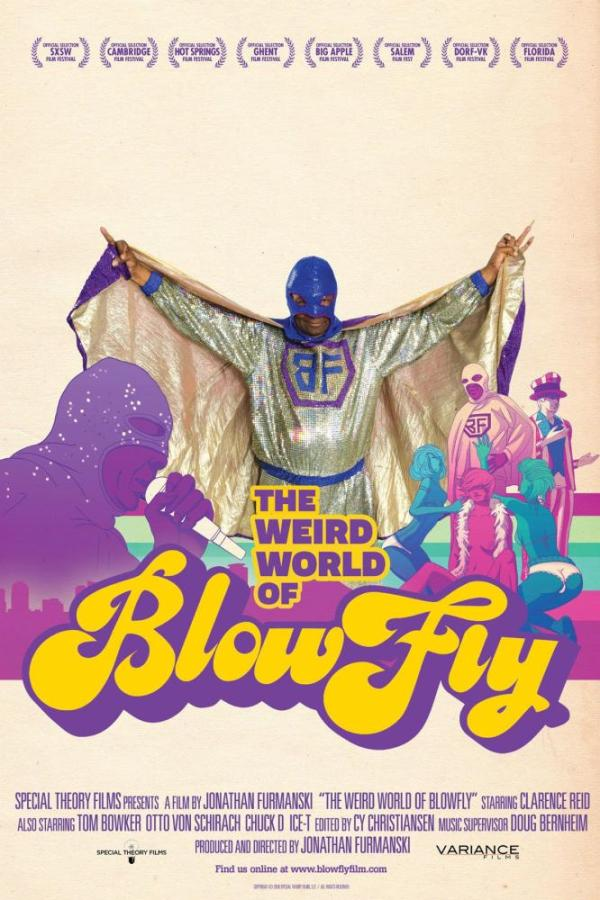 The Weird World of Blow Fly - Documentary 2010