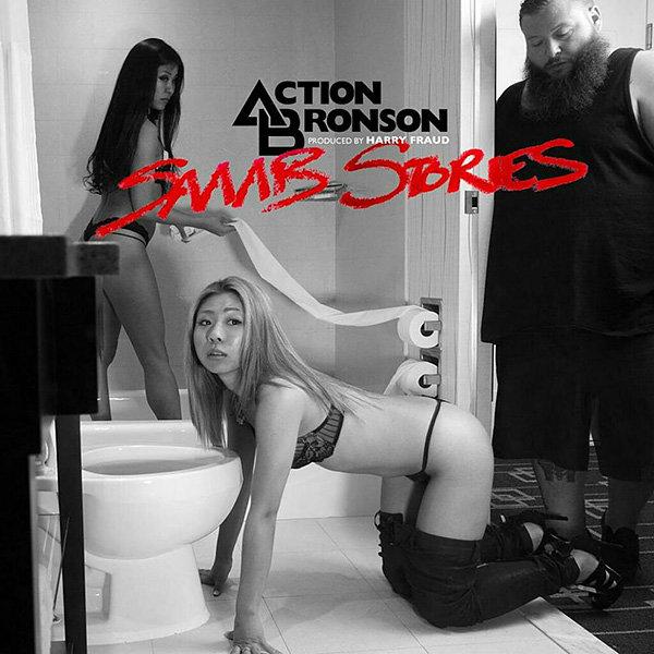 Action Bronson - Saab Stories