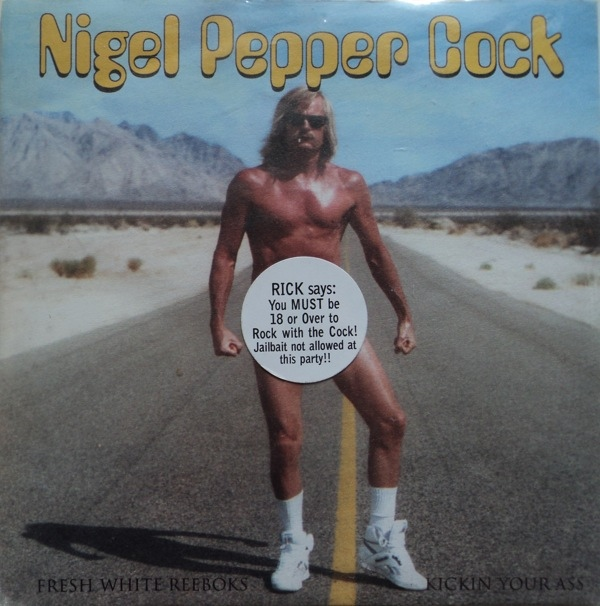 Nigel Pepper Cock
