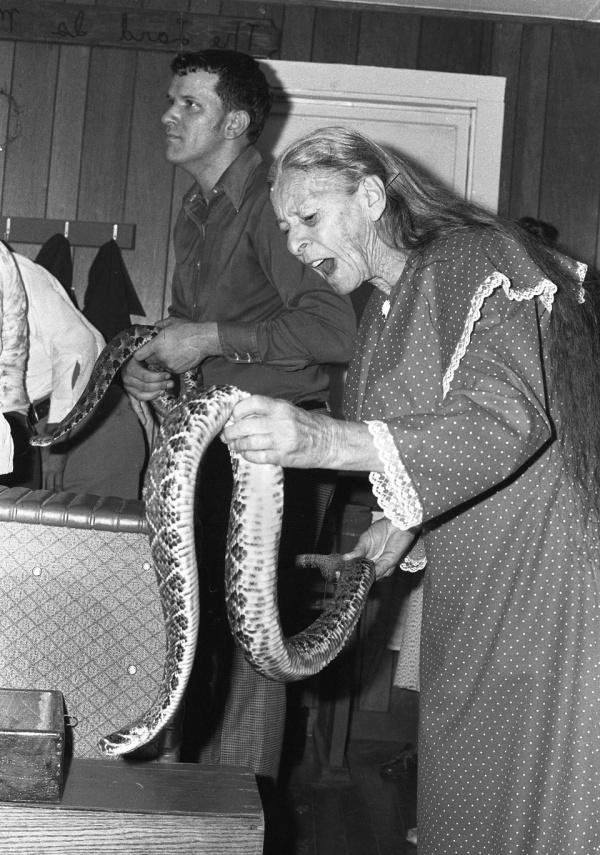 snake handler28