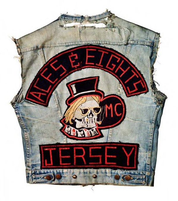 Aces & Eights - Jersey