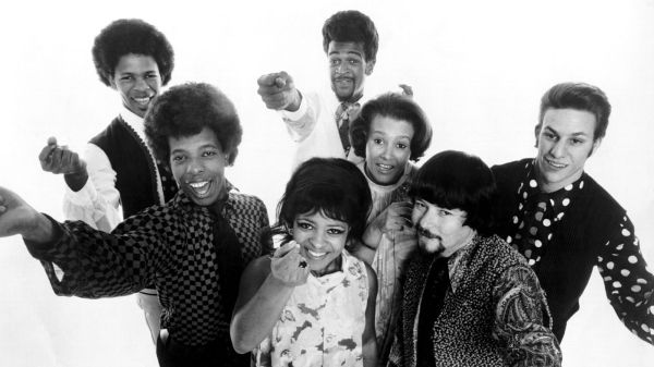 The young Sly and the Family Stone about 1967