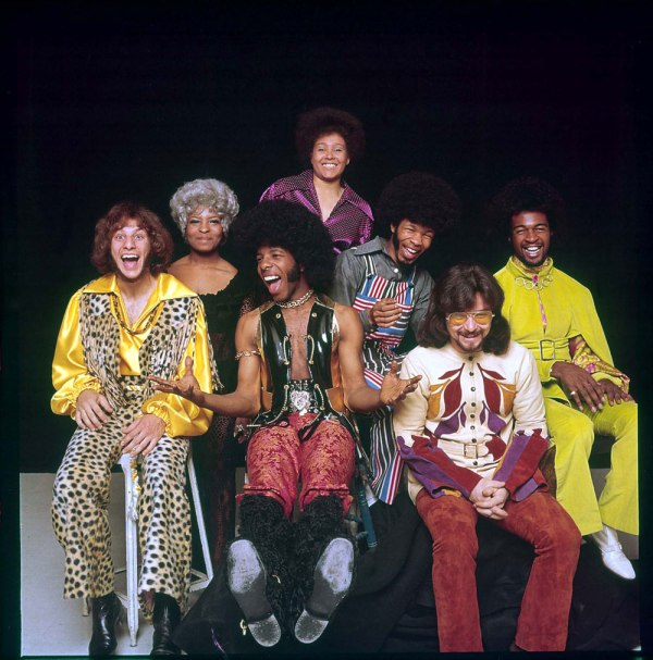 Sly & The Family Stone Official