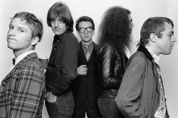 The Stiff Tour 1977 - Wreckless Eric, Nick, Elvis Costello, Larry Wallis & Ian Dury
