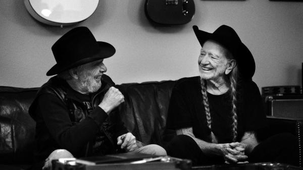 With Willie Nelson