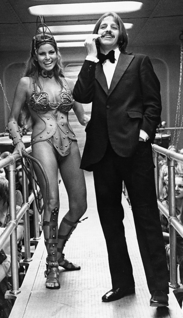 W/ Raquel Welch - The Magic Christian