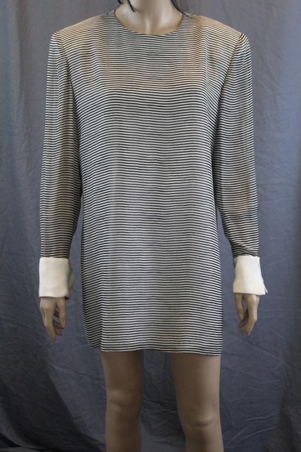 1970's Scaasi Dress