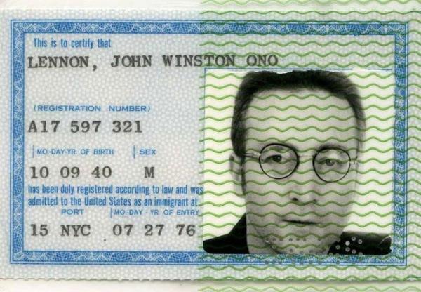 John Winston Ono Lennon