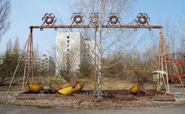 Pripyat, Ukraine (Chernobyi)
